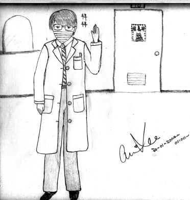 Dr. Linkqi also is my idol ~0_0~
